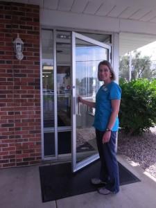 shelly front door