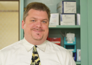 Dr Steve Portrait